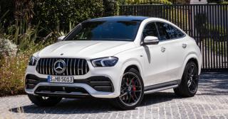 Mercedes-Benz GLE Coupe 2021 giá 5,35 tỷ đồng vừa ra mắt có gì?