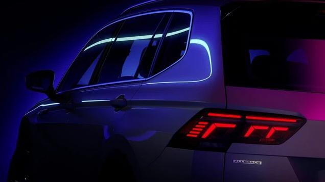 Thêm thông tin về Volkswagen Tiguan Allspace 2022 trước ngày ra mắt