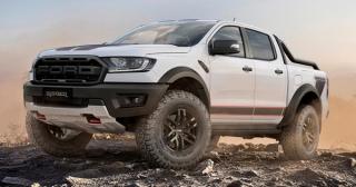 Ford Ranger Raptor đời mới sẽ được trang bị động cơ 3.0L tăng áp kép?