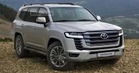 Toyota Land Cruiser đời mới sắp ra mắt