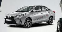 Toyota Vios 2021 có gì khi được so sánh đẹp như Altis