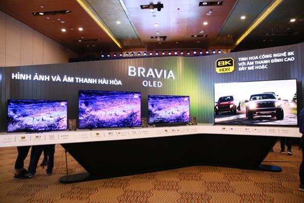 Trải nghiệm công nghệ đẳng cấp với Sony BRAVIA mới 2020