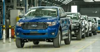 5 phiên bản của Ford Ranger được lắp ráp tại Việt Nam