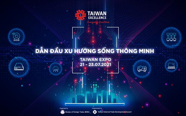 Sắp diễn ra triển lãm 3D trực tuyến Taiwan Expo 2021
