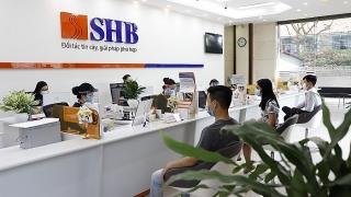 SHB hoàn thành hơn 50% kế hoạch năm