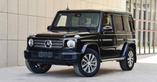 Mercedes-Benz G350: Xe giá rẻ và động cơ 'yếu' trong dòng G-Class