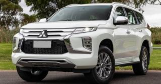 Mitsubishi Pajero Sport 2020 sắp ra mắt thị trường Việt