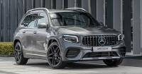 Cận cảnh Mercedes-Benz GLB35 4Matic vừa ra mắt