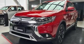 Xe Mitsubishi tiếp tục giảm giá tại Việt Nam