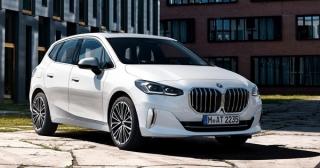 Ra mắt BMW 2-Series Active Tourer 2022