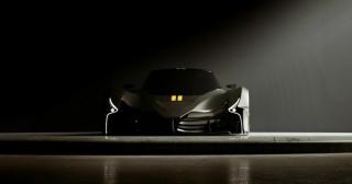 Chaos - siêu xe đắt nhì thế giới sắp ra mắt