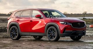 Thêm thông tin về Mazda CX-50 trước ngày ra mắt