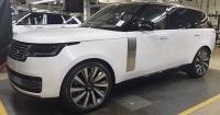 Range Rover đời mới lộ ảnh trước ngày ra mắt