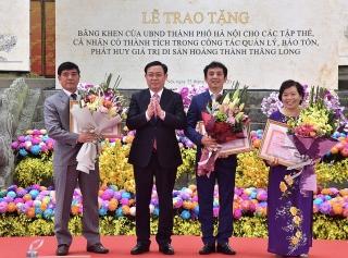 Kỷ niệm 10 năm Hoàng thành Thăng Long là Di sản văn hoá thế giới