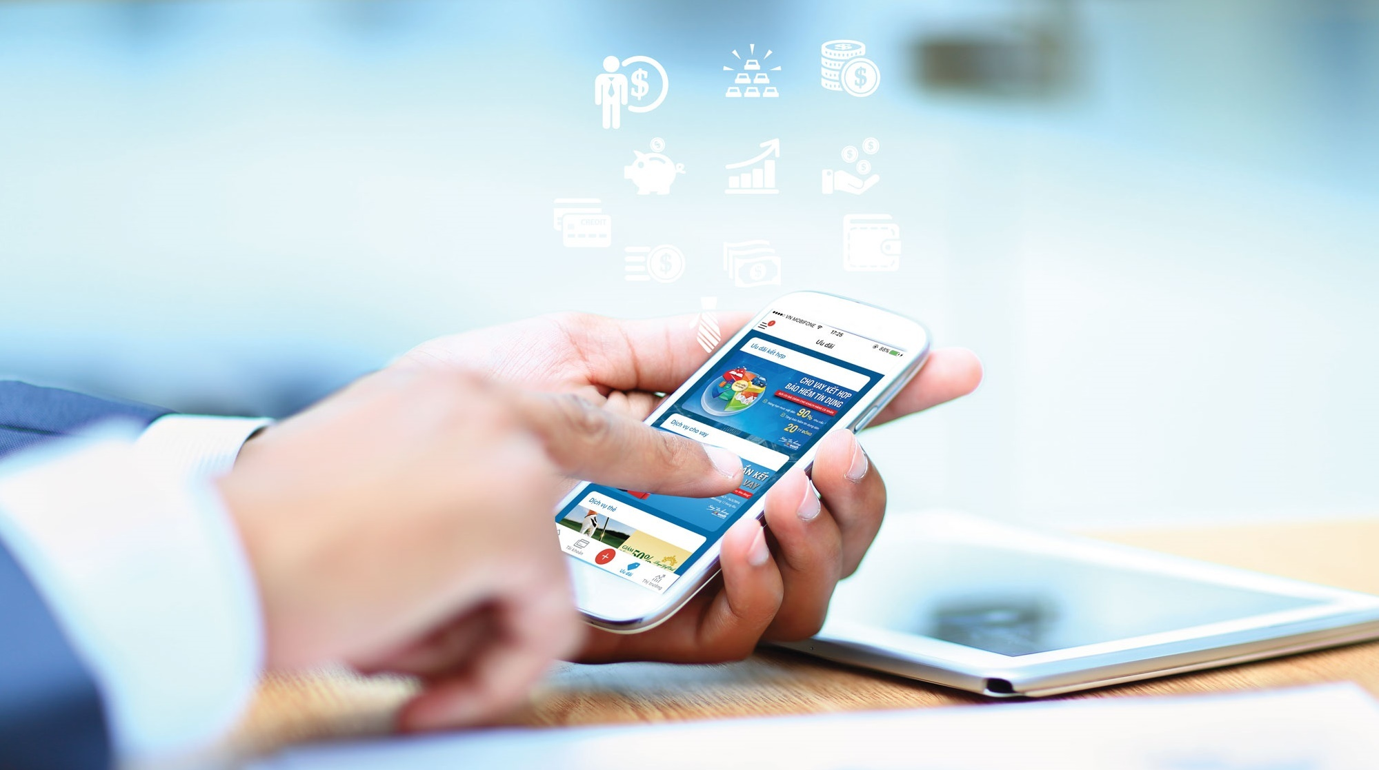[eMagazine] Ngân hàng số: Từ nhu cầu đổi mới đến cách mạng công nghệ - Kỳ II