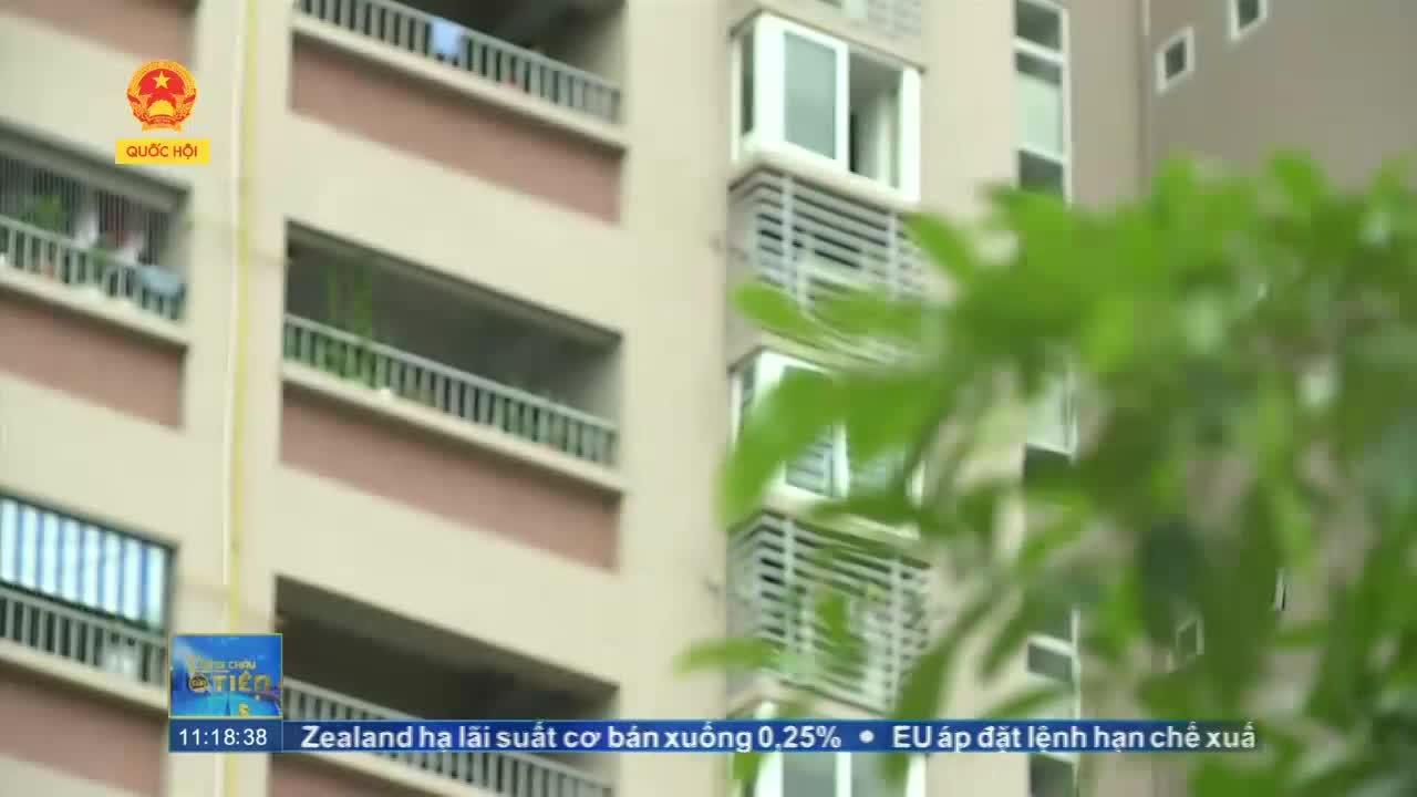 Hà Nội mở bán 400 căn nhà ở xã hội