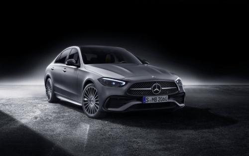 Mercedes-Benz C-Class 2022